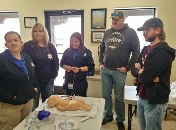 EMS Department, Sierra Vista Hospital, T or C NM