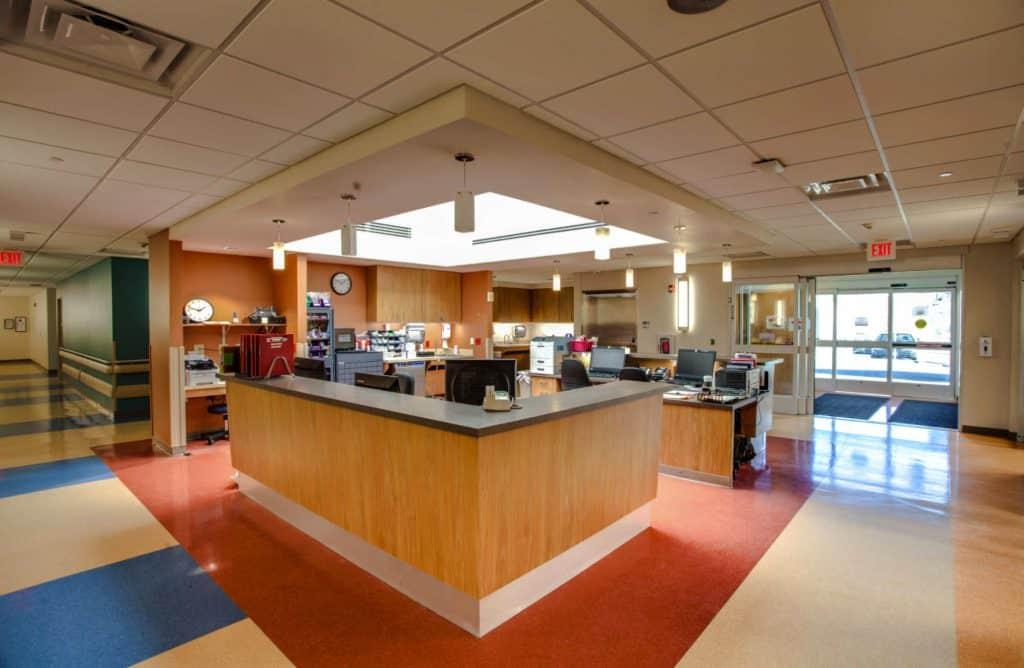 emergency room Sierra Vista Hospital