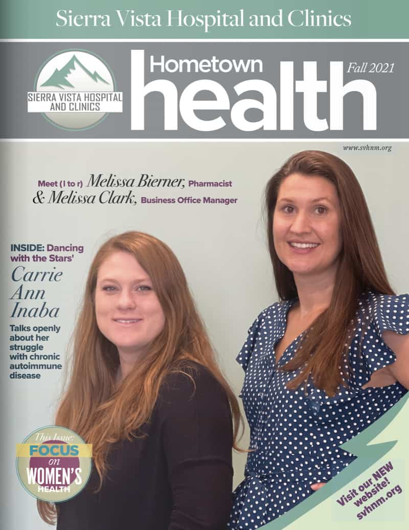 latest issue of Hometown Health